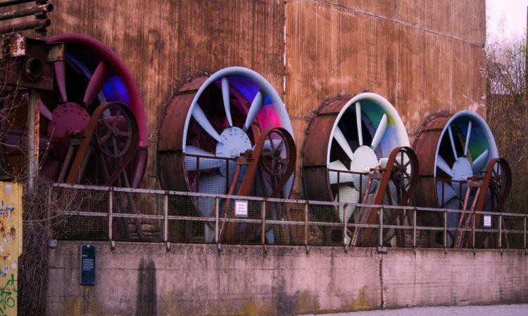 Ventilatori industriali, centrifughi o assiali per l'ottimizzazione dei processi produttivi