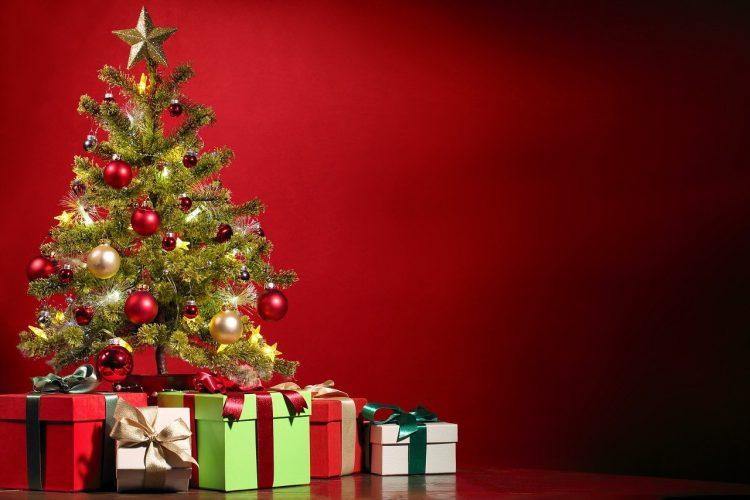 Regali e biglietti di Natale